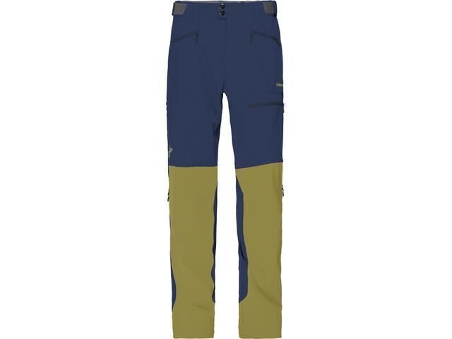 Norrøna Falketind Windstopper Hybrid Pants Herren olive drab